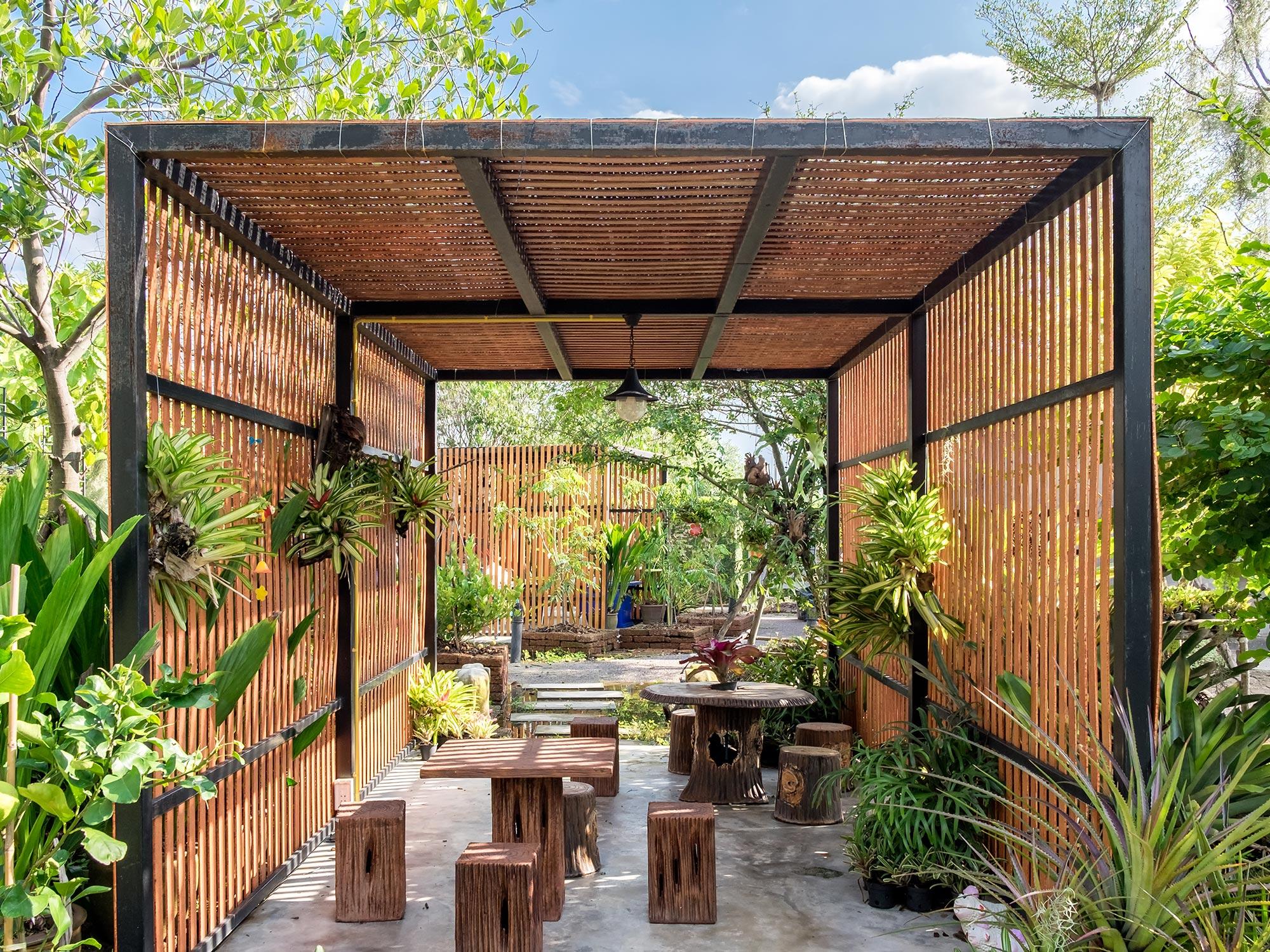 and garden design